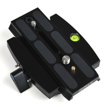 Sirui Quick Release Plate For Digital SLR Cameras Ball Heads Screws Safe Fast Set Tripod Monopod Quick Release Adapter VH-90 цены