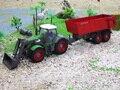 Gran Excavadora de control Remoto de Gran Tamaño Multifuncional Eléctrico RC remolque tractor camión Excavadora de Juguete Rc Coche