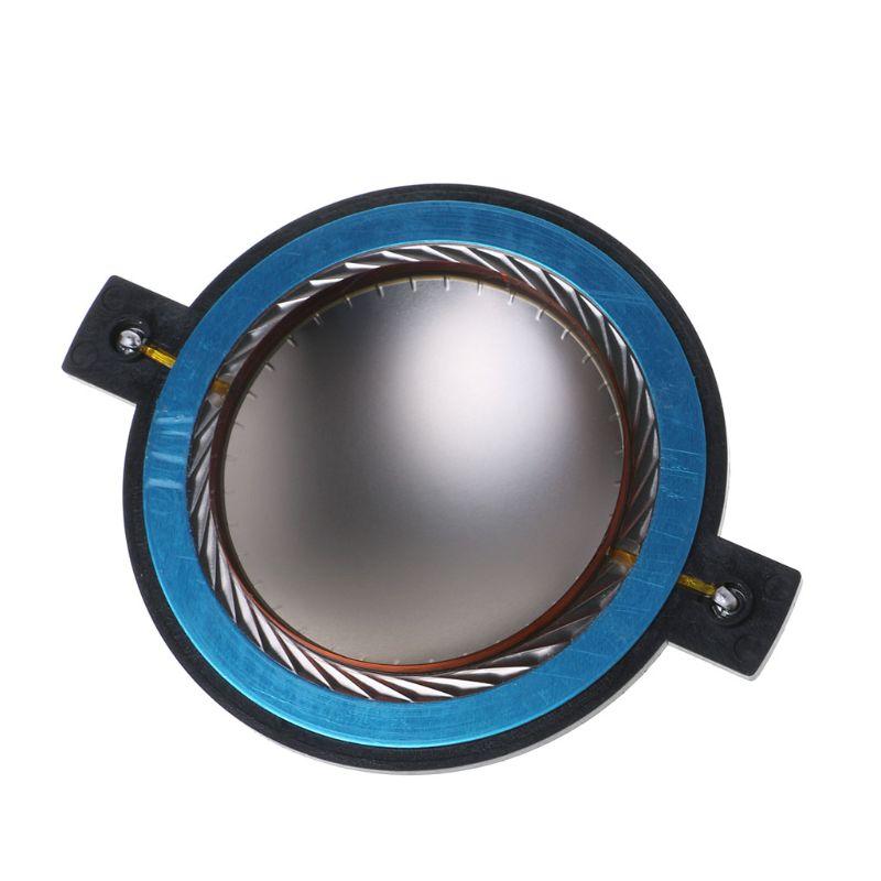 US $6 06 27% OFF|75 5mm/74 5mmAudio Driver Speaker Titanium Film Treble  Voice Coil Reel Tweeter Accessory-in Speaker Accessories from Consumer