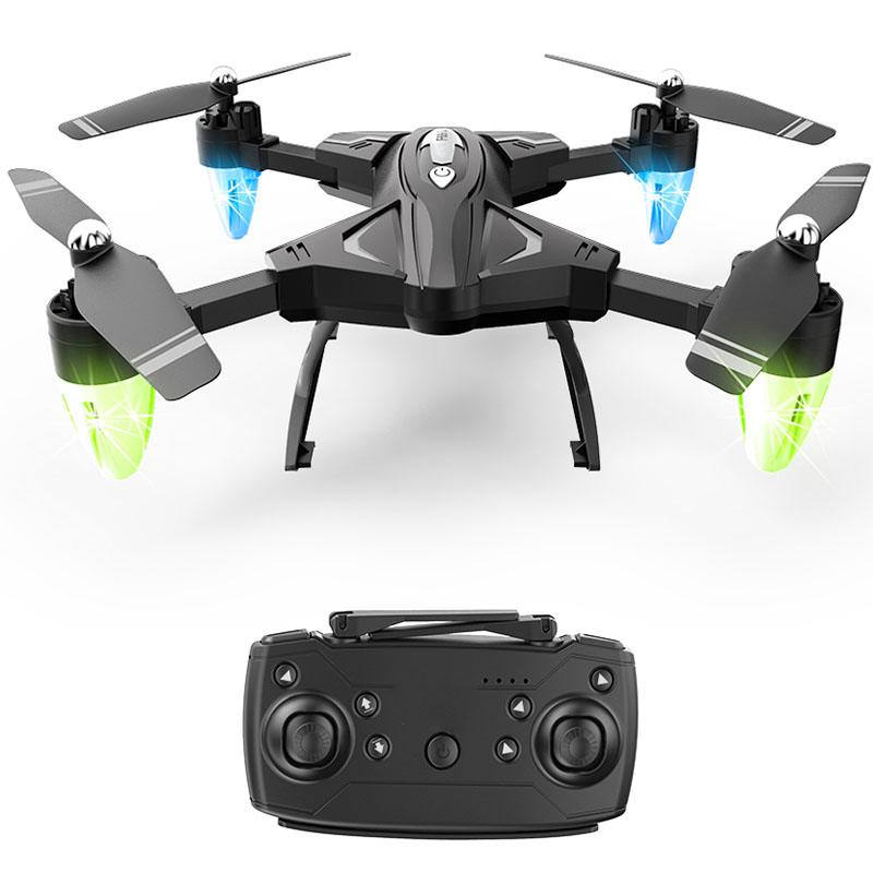 1800mah Battery DRONE With Camera WIFI FPV Selfie Dron Professional Foldable rc Quadcopter toys Cheap RC Helicopters gift