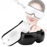 Eyes Relax Therapy Massager Wireless Rechargeable Eye Massager Hot Compress Air Pressure