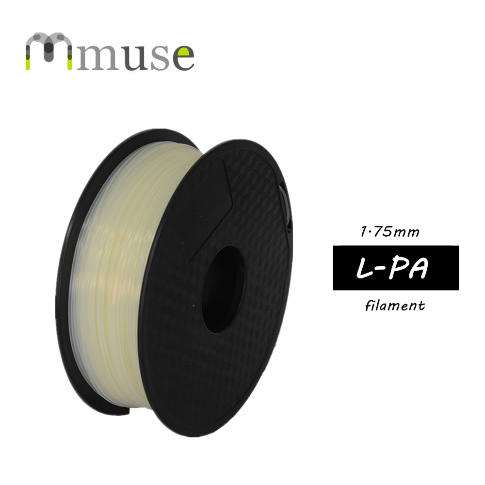 1.75mm Low Temperature Nylon PA Filament 3D Printing Filament For MakerBot/RepRap/UP/Mendel Material Consumables 3d printer parts filament for makerbot reprap up mendel 1 rolls filament pla 1 75mm 1kg consumables material for anet 3d printer