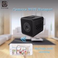 HD Pequeno Mini Cam Câmera IP Sem Fio Wifi IR-Cut Visão Noturna Monitor Do Bebê wi-fi Câmeras de Segurança Em Casa Ao Ar Livre Micro Câmara de Vídeo