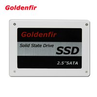 Goldenfir Lowest Price SSD 64GB 2 5 SATA2 Hard Disk Drive HD HDD ForLaptop 60GB SSD