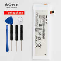 Batterie de téléphone d'origine Sony haute capacité pour Sony Xperia M5 E5633 5663 5606 2400 mAh