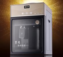 220V 550W Luxury cold and hot water dispenser with night lamp water cooler electronic cooling