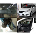 For NISSAN Tiida Car front wifi DVR Novatek 96655 Video Recorder Dash Cam hidden installation car black box Night vision WDR