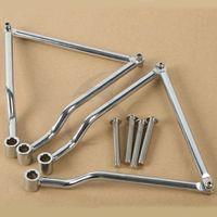 Saddlebag Support Bars For Honda Rebel CMX 250 Shadow ACE VT 400 750 Magna VF250