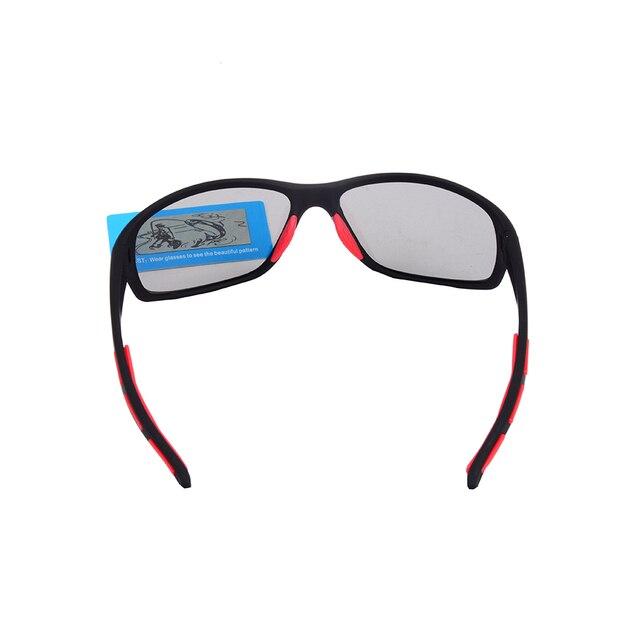 Óculos polarizados unissex para ciclismo, óculos de sol fotocromático para mountain bike, óculos de corrida para homens e mulheres 4