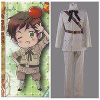 Ainclu Customize for adults and kids Free Shipping Hetalia Axis Powers Hetalia Anime Spain Halloween Cosplay Costume