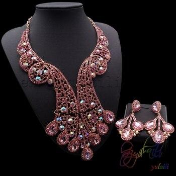 56c151996d52 Joyas de mujer anillos de moda para fiesta anillos de lujo hecha con  cristales de Swarovski HR0024