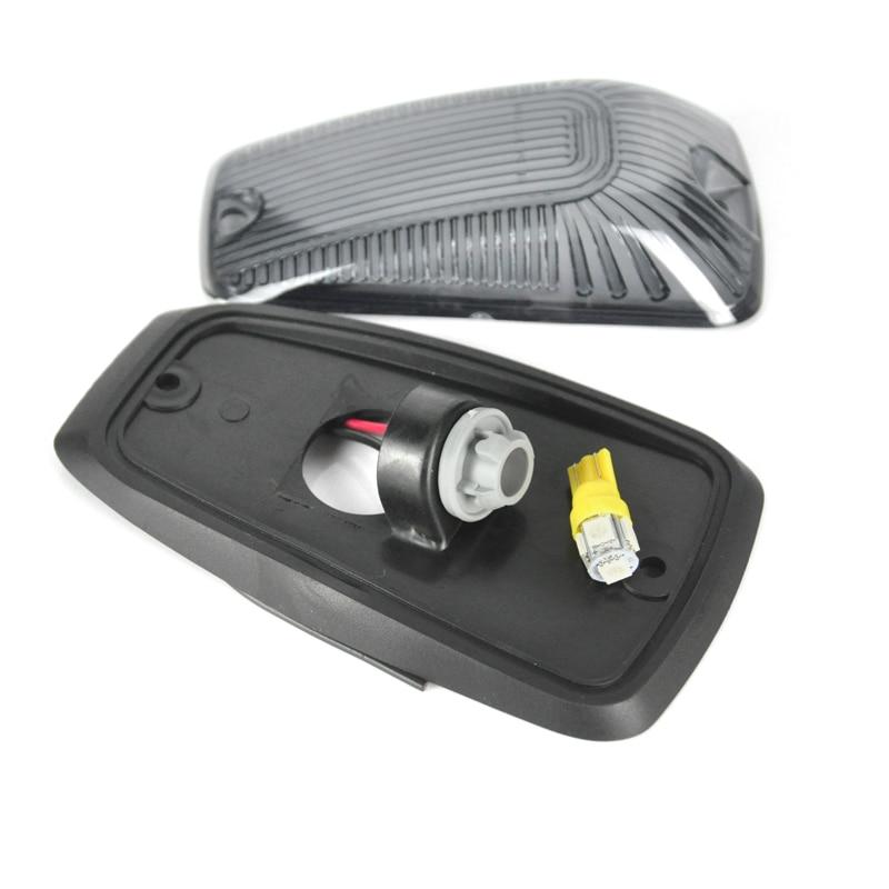 BORUiT 5pcs Καπνιστό φακό 3000K κίτρινο LED - Φώτα αυτοκινήτων - Φωτογραφία 3