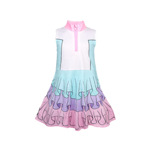2019 summer cartoon Baby girl clothes kids dresses for Girls Halloween costume cosplay Party Vestidos 51207 hot mickey minnie cosplay costume halloween costume dresses for kids girl performance dance clothes christmas cartoon costume