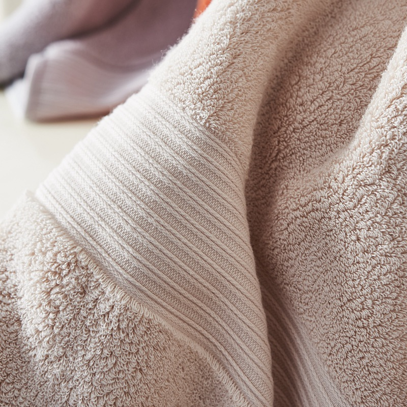 ZHUO MO luxury Egyptian cotton baths towel for adults Super absorbent 70 145 cm beach towel