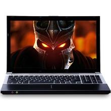 15.6inch Intel Core i7 8GB RAM 1TB HDD Windows 7/10 System DVD RW RJ45 Wifi Bluetooth Function Fast Run Laptop Computer Notebook