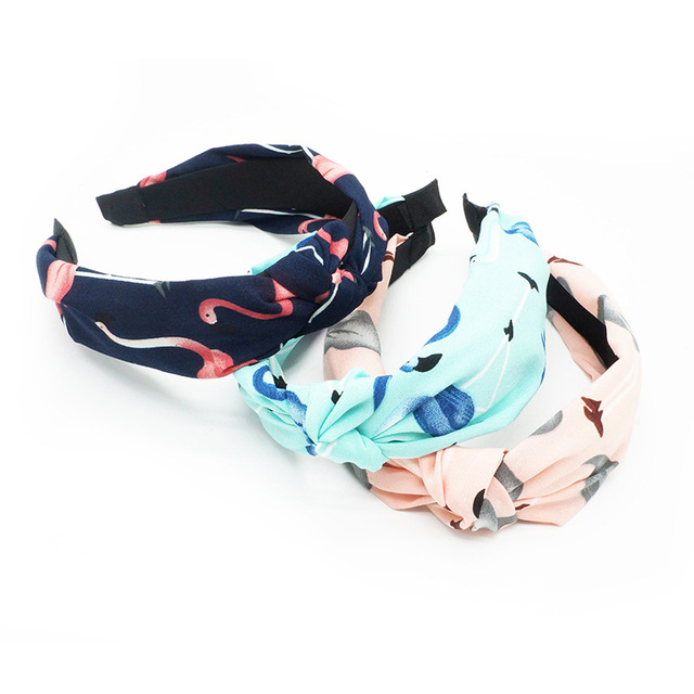 Cute Knot Plastic Hairbands