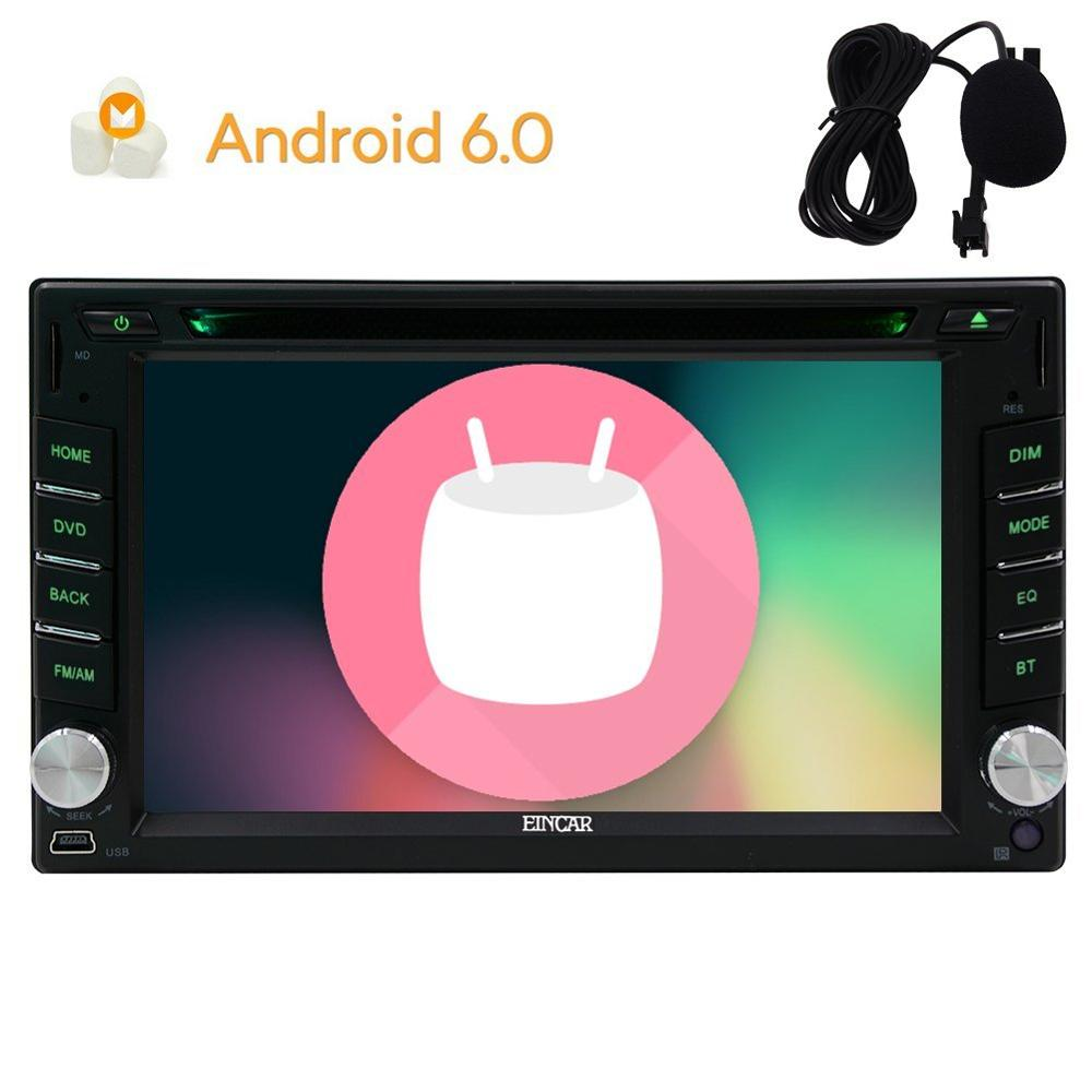 Android 6.0 автомобиль Радио Multi-Touch Экран DIN в тире GPS навигации DVD плеер <font><b>Bluetooth</b></font> стерео USB SD 3G WI-FI OBD2 cam-in1080p