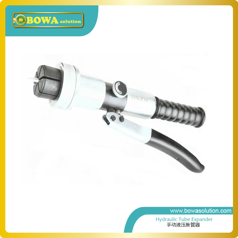 excellent design hydraulic tube expander for enlarge connection tube or pipe