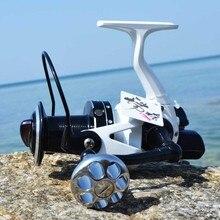 Risn mm7000 mm10000 15 + 1bb металлический донной reel длинный выстрел море Рыболовные катушки Литые колеса спиннингом рыбы