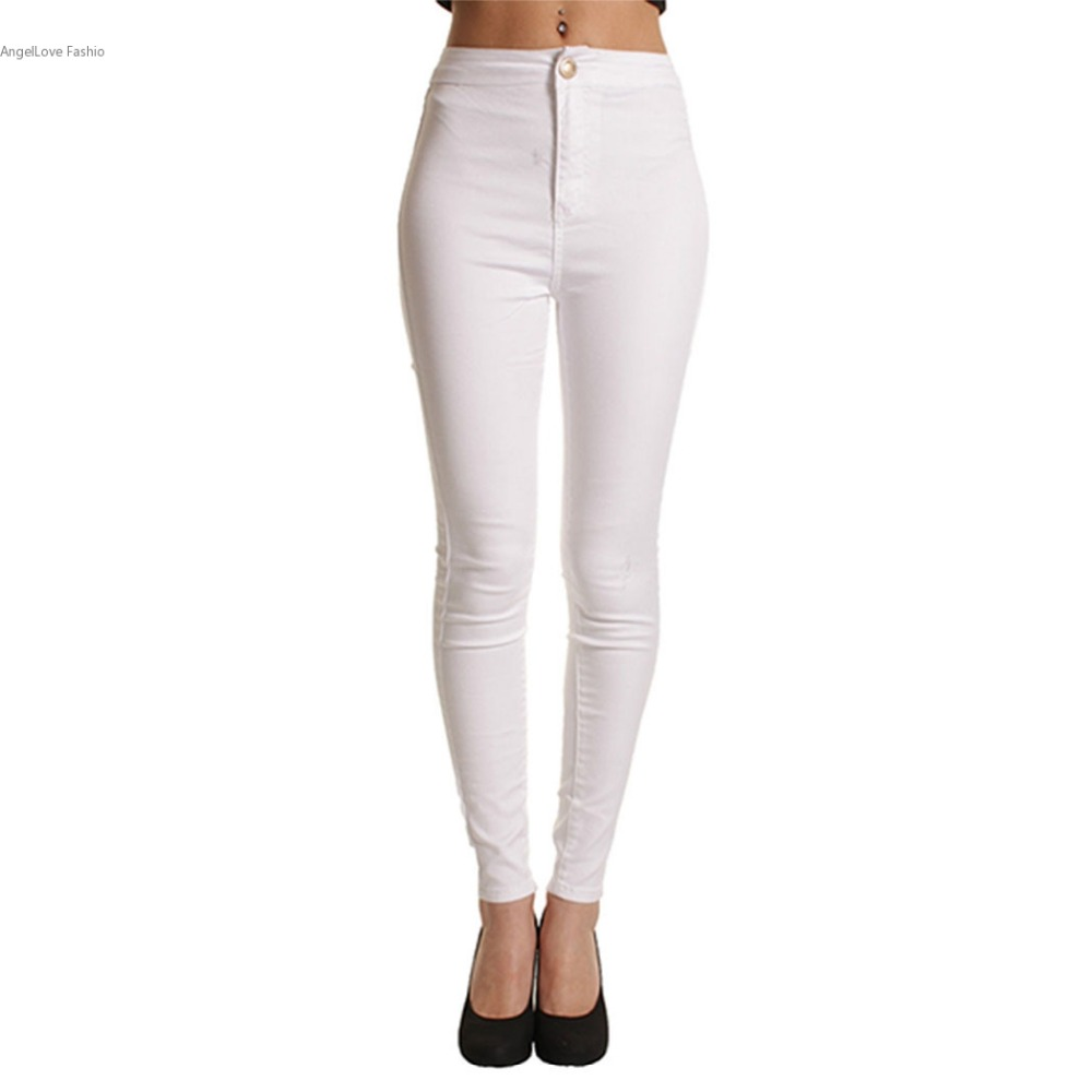 Compare Prices on Womens White Skinny Jeans- Online Shopping/Buy ...