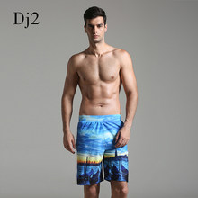 2017 Swimwear Men Shorts Brand Swim Board Bath Short Bathing Suit Surf Shorts Men Beach Swimming Trunks Large Size Beach Wear(China)