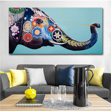 Diy Diamond Painting Elephant Cross Stitch Kits Full square 5d Diamond Embroidery Mosaic Home Decor Y1928 3d diy diamond painting horse picture mosaic 5d cross stitch full square diamond embroidery kits animal painting home decor