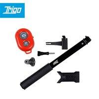 TRIGO bike rapida del tasto del telefono mobile Bluetooth remote control autoscatto calcolatore della bicicletta mount TRP1542