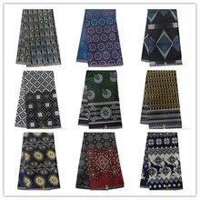 Ankara Fabric African Real Wax Print 100% Cotton 6yard/lot African Fabric Wax High Quality Ankara Real Java Wax CCotton 1403-1 african wax fabric java wax 100