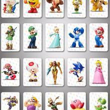 Mario Kart 8 Deluxe Full Set NTAG215 NFC Printing Card whole set-20pcs/lot