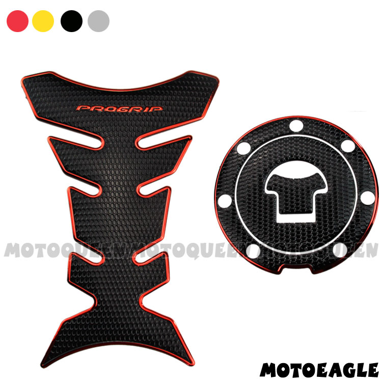 Motorcycle Decoration Fuel Tank Pad Decals/Gas Cap Pad Cover Stickers For Honda CBR CB 1000 1300RR SP1 SP2 ST1300 VTR VFR RVF400