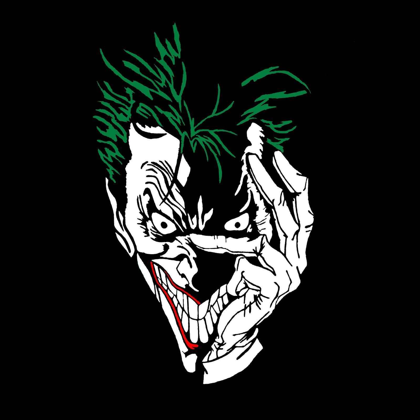 Джокер футболка * Бэтмен *-доступны во всех размерах мужские футболки мода 2019 Лето Уличная