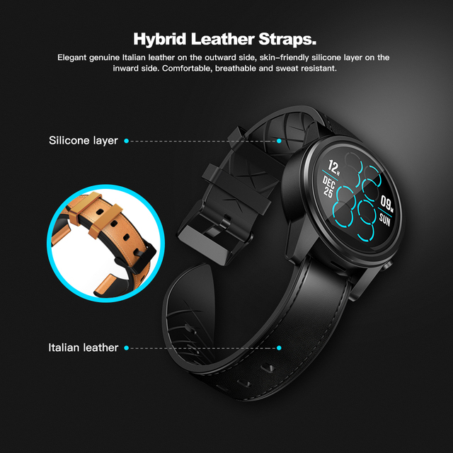 4G SmartWatch Crystal Display GPS 5.0MP