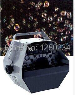 Équipement d'éclairage de scène télécommande sans fil petite machine à bulles mini machine à bulles pour salon de mariage de fête