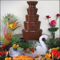 Chocolate fountain machine 5 tiers ZF