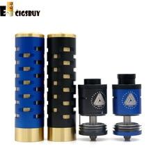 Diamante Negro Límite-menos Mecánica Mod Kits Kit de Cigarrillo Electrónico
