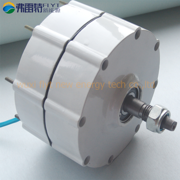 800W AC 24V 48V Brushless Rare Earth WIND TURBINE GENERATOR PERMANENT MAGNET ALTERNATOR