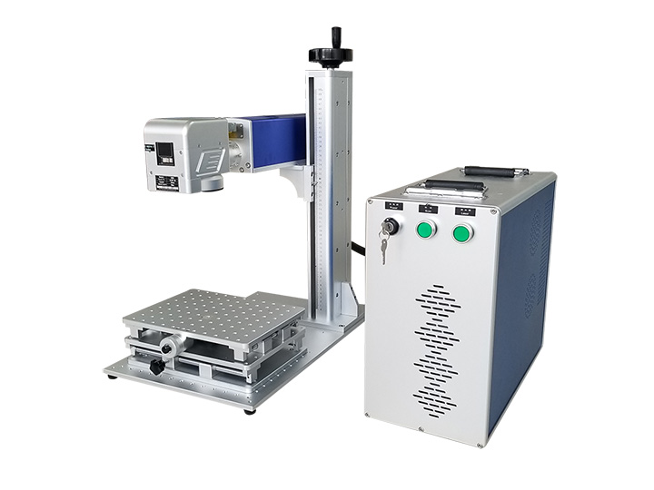 2D Worktable 2 Axis Moving Aluminum Workbench DIY Working Part Fiber CO2 Laser Marking Engraving Machine Factory Direct Supply