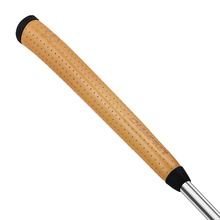 Buy Genuine Sheep Leather Yellow Midsize Golf Putter Grip Pure Handmade Club Grip Bring Ultimate Experience directly from merchant!
