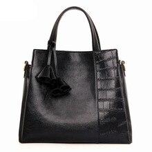 Big Capacity Luxury Handbags Women Bags Designer Three Zone Tote Bag Black Leather Women Crossbody Bags