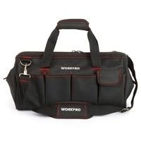 WORKPRO 18 Inch Large Tool Bag Travel Bag Men S Multifunction Bag Tool Kits Bag