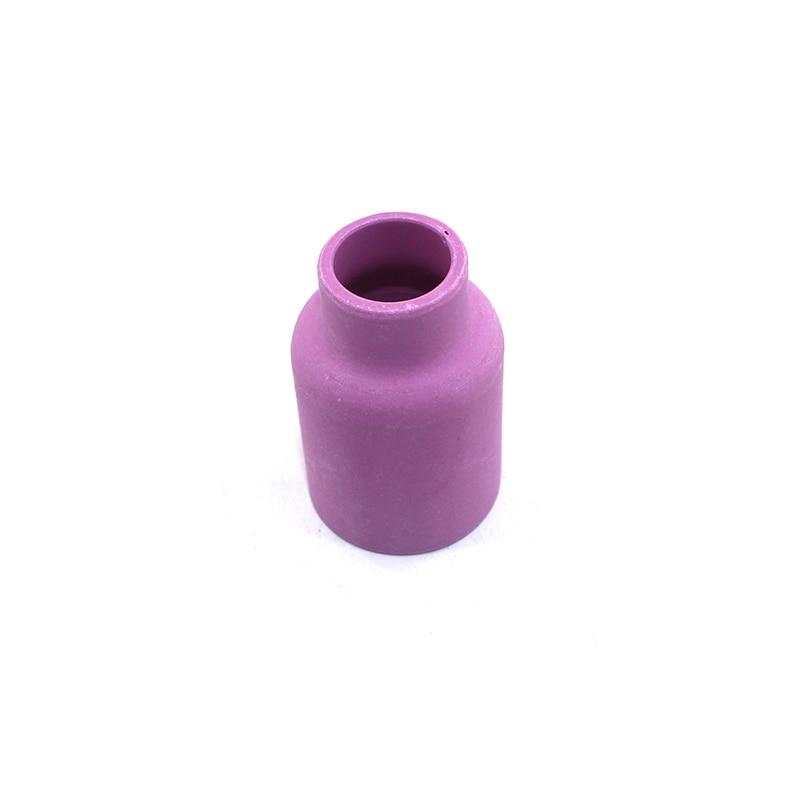 TIG Welding equipment Accessories/Consumables porcelain WP26 17 18 series torch/gun Shield Cups Nozzles