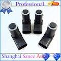 4PCS Front PDC Parking Distance Sensor Parksensor 3U0919275B & 3U0919275A  For Skoda Superb 3U4  1.8 1.9 2.0 2.5 2.8