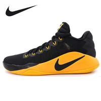 Original New Arrival Official NIKE HYPERDUNK LOW EP Men's Breathable Basketball Shoes Sneakers Trainers