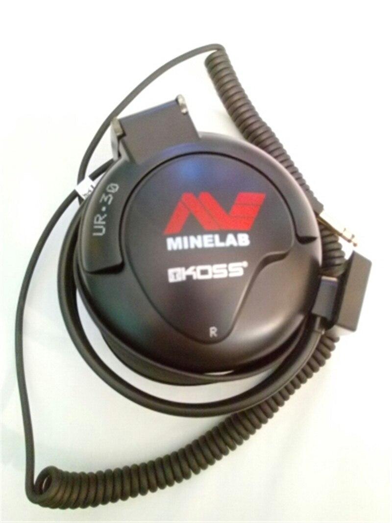 bilder für Verdrahtete Marke Unterirdischen Metalldetektor Kopfhörer Stirnband Headset Freisprecheinrichtung für MD-G-PX4500/MD-GP-X5000 serie