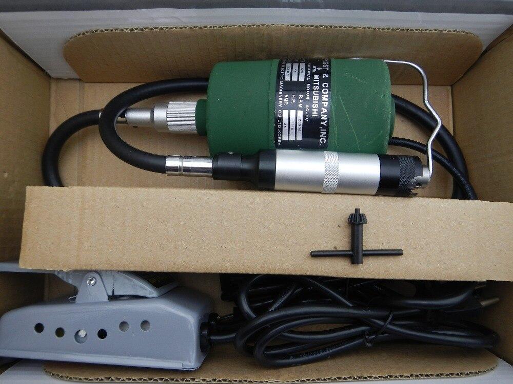 Mitsubishi Flex arbre moteur, arbre flexible polissage machines, DENTAIRE rotary MACHINE, or argent métal finition moulin