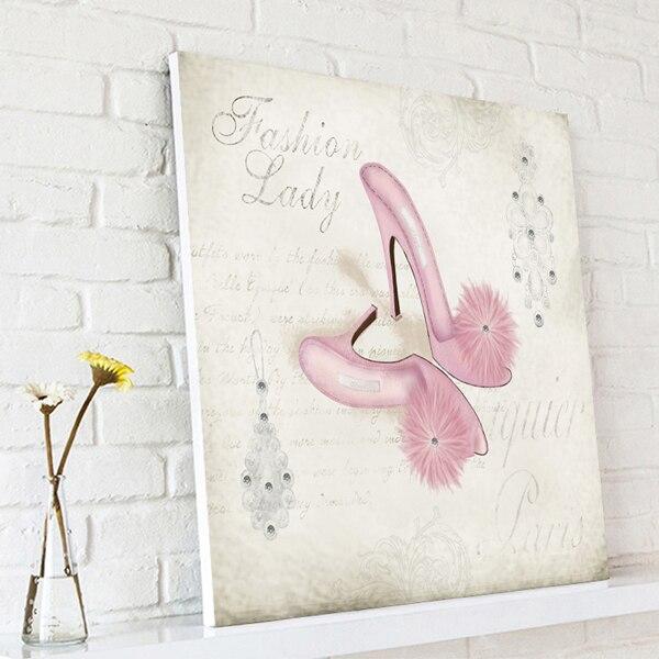 ⊱Livraison gratuite de couleur rose chaussures  talons hauts