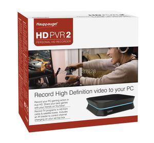 Image 5 - Hauppauge 1512 HD PVR 2 High Definition Personal Video Recorder with Digital Audio (SPDIF) and IR Blaster Technology