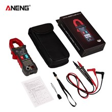 Anti-fall Multimeter Tester away Digital profissional Power Supply Test Leads HD led dispaly Esr meter Mastech dc ac mustool newest mastech ms8239d digital automotive multimeter and engine analyzer dwell angle speed 4cyl 8cyl continuity test