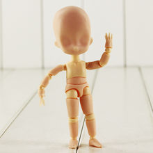 New Arrival OBITSU Body Figma Cute Action Figures Model PVC Flesh Baby Body Mini Childhood Flesh Toys Anime Toy 11cm(China)