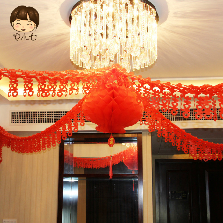 Chinese Wedding Supplies Chinese New Year Decoration 1 ...